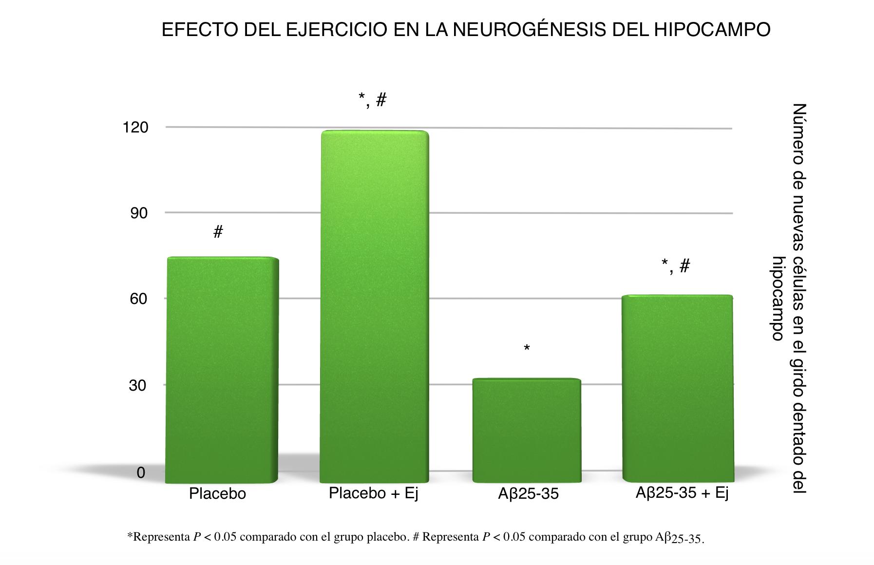 Fissac _ efecto del ejercicio neurogénesis
